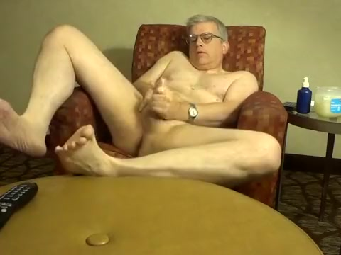 Dad jerking off in hotel room how much can i pee in