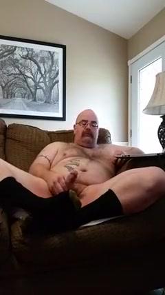 Black socks JO Pinky and Pleasure Part