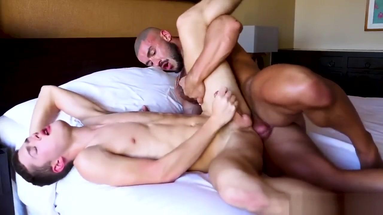 Francois Sagat Sean Ford Mark nude shae