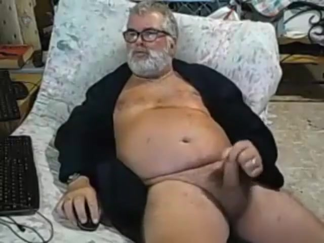 Married Verbal Daddy Bear Wank her pantyhose stripped her bound her