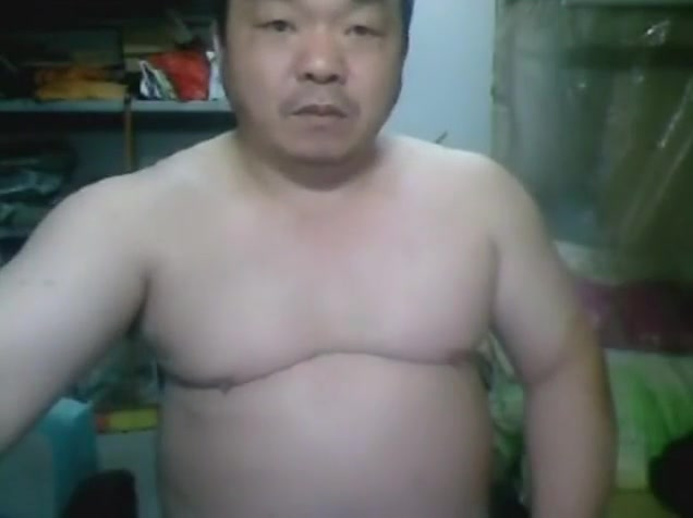 chubby daddy Erotic show