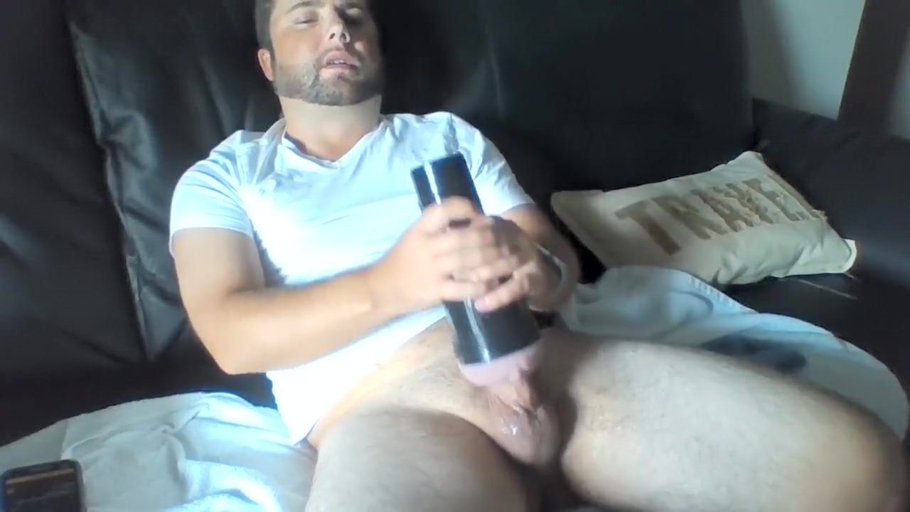 Huge Cock Fucking Fleshlight - Daytime - Cumshot Mexican Hard Core Porn