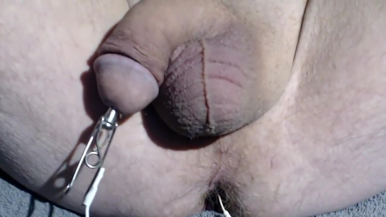 It gets sticky Amateur girl fingering her big pussy &