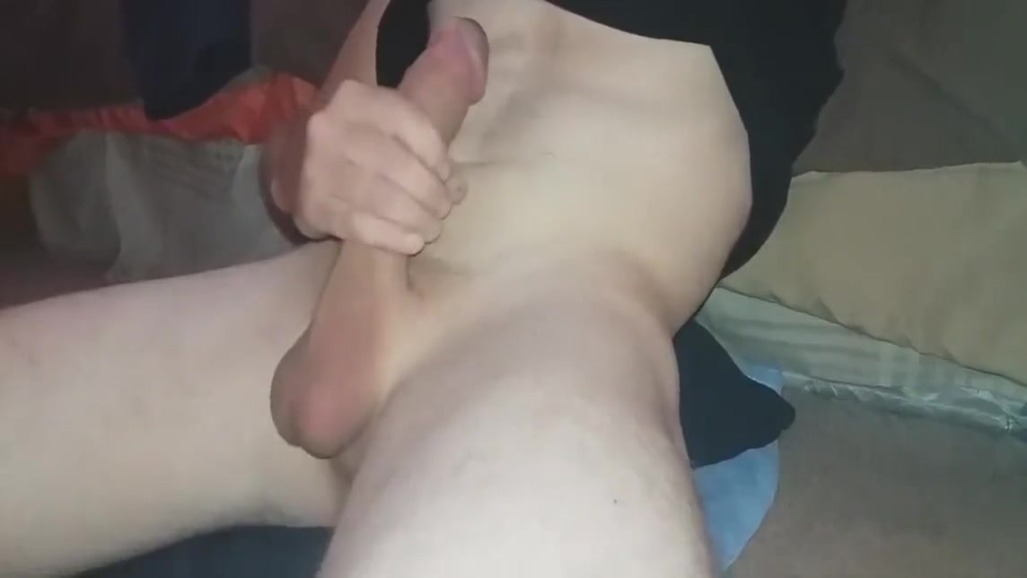 First video on here.. My Longest Recorded Jackoff Session Yet. white silk french knickers