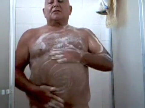 Beefy daddy shower I will love you until my last breath