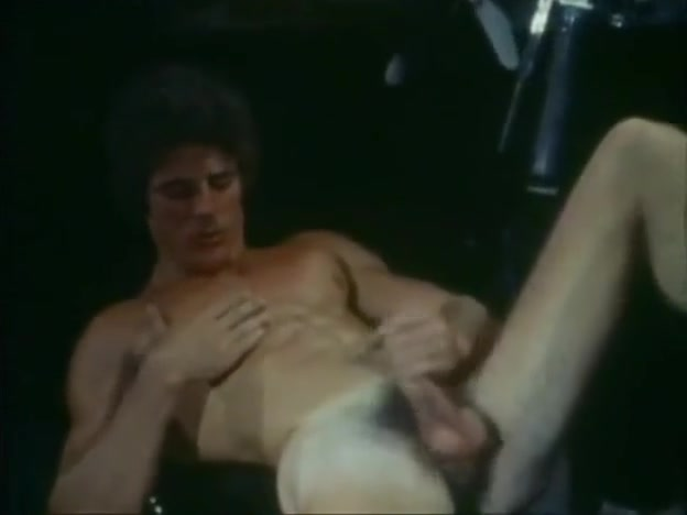 jimmy metz, vintage hunk jo on motorcycle Fuck my wife camping out