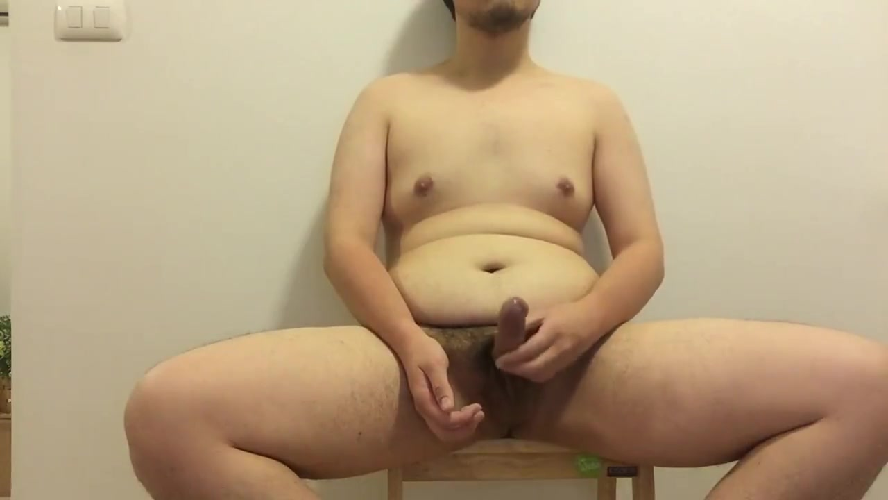 Hot Japanese young chub jerk off Wet noises