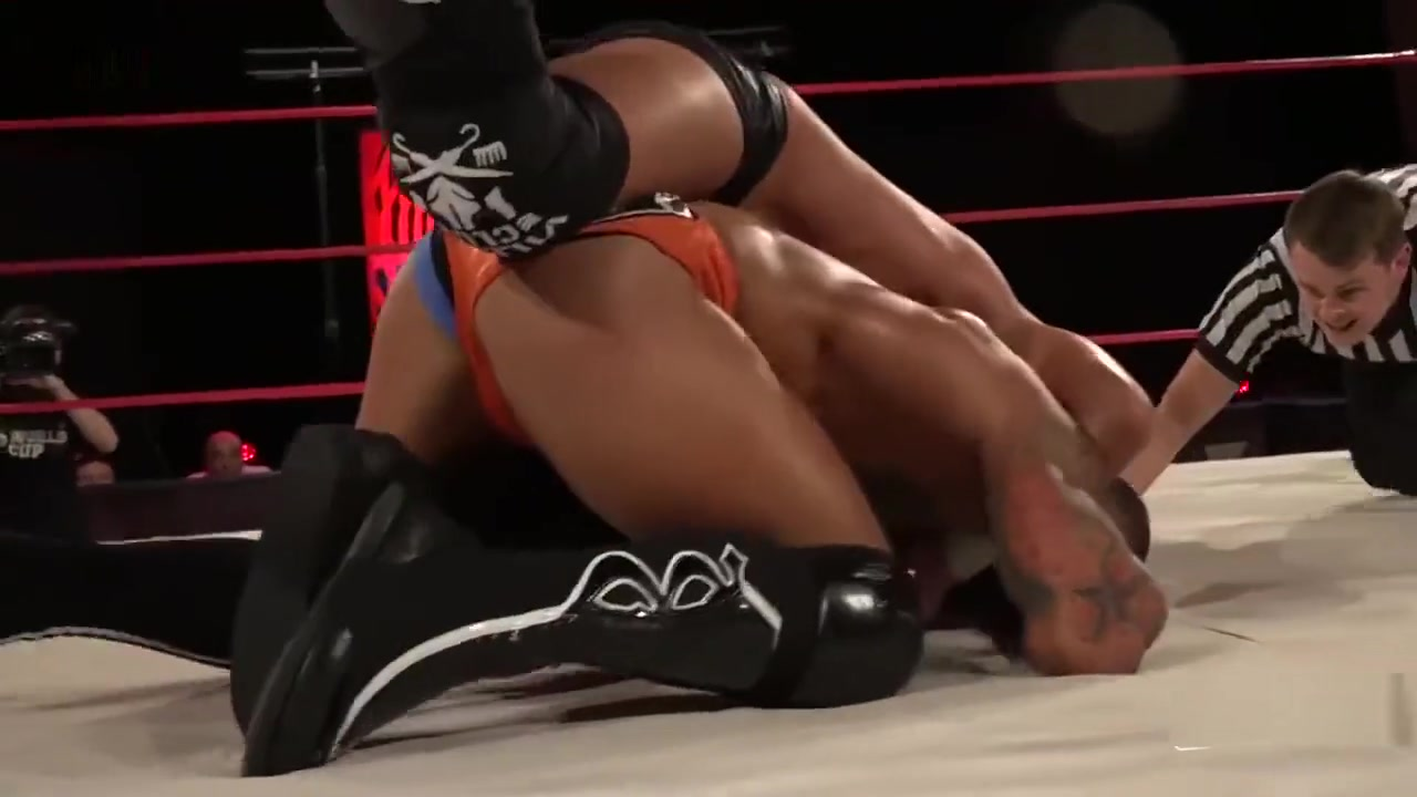 Marty Scurll moves to finish Ricochet with a pile driver & chicken wing Girls cumming in naked sex