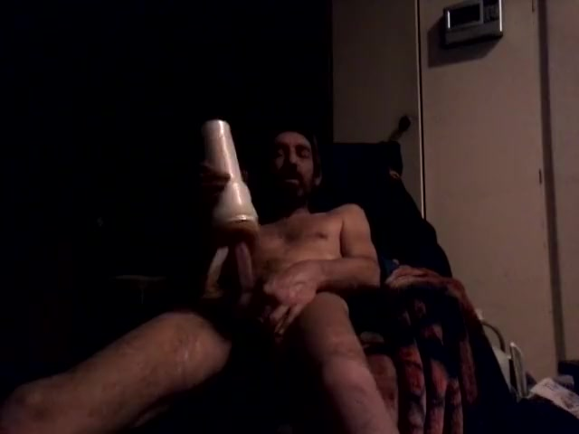 Steve using new fleshlight Assholes and cunt and lesbian