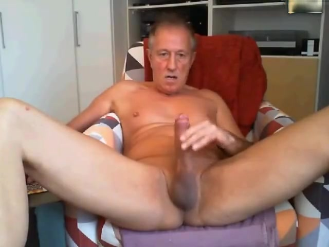 daddy having fun with his cock Pics Of Naked Hairy Men