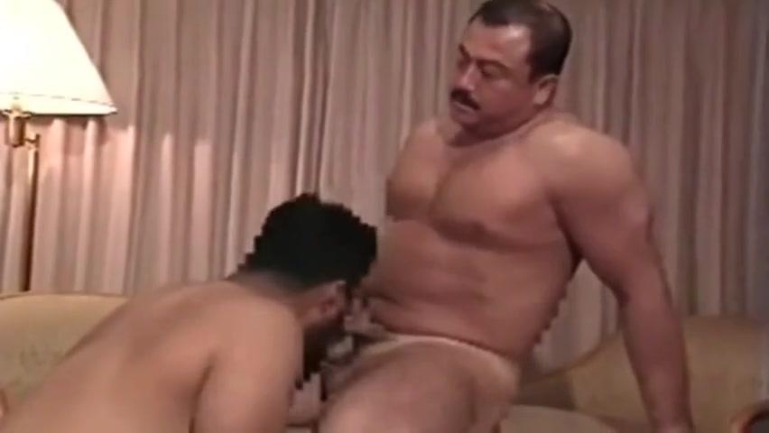 ???? Japan Pro wrestler Super muscle daddy top bear lindsay dawn mckenzie hardcore free