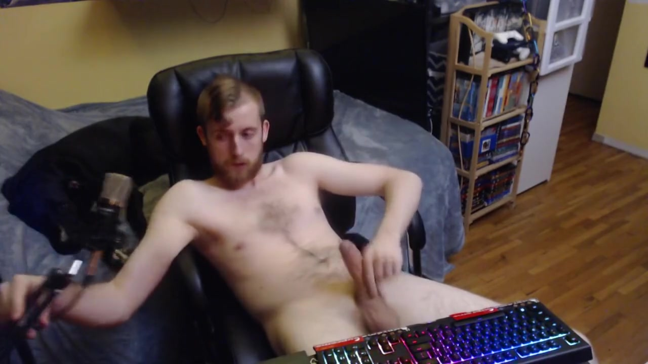 UNCUT CANADIAN BIG DICK JERK OFF AND CUM ON HAIRY CHEST Wifes best friend big tits