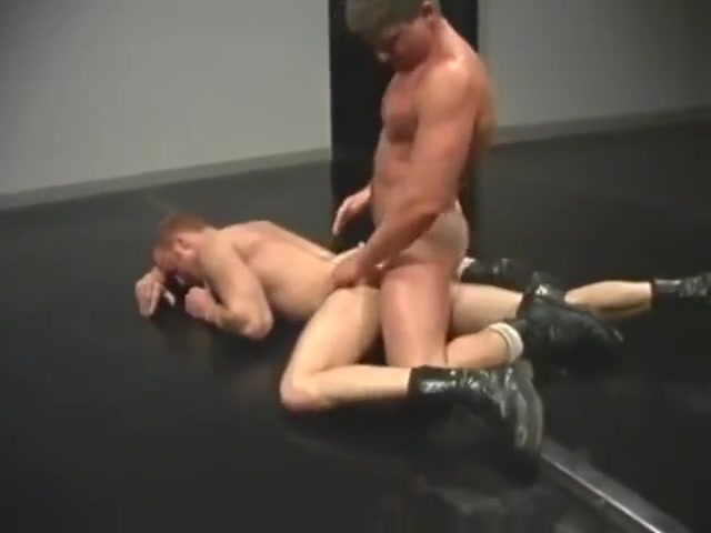 Rubber Rumble Ebony creampie by white guy