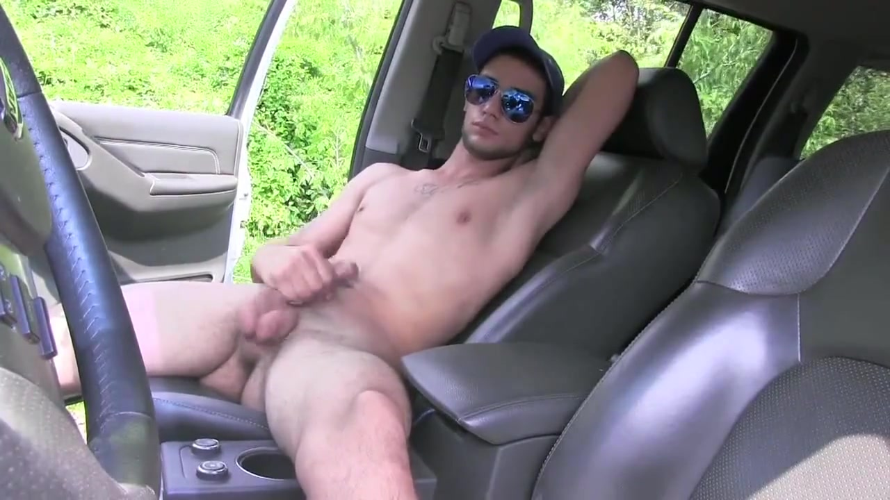 Jackoff in my car. Nice balls shocking sex girl top list