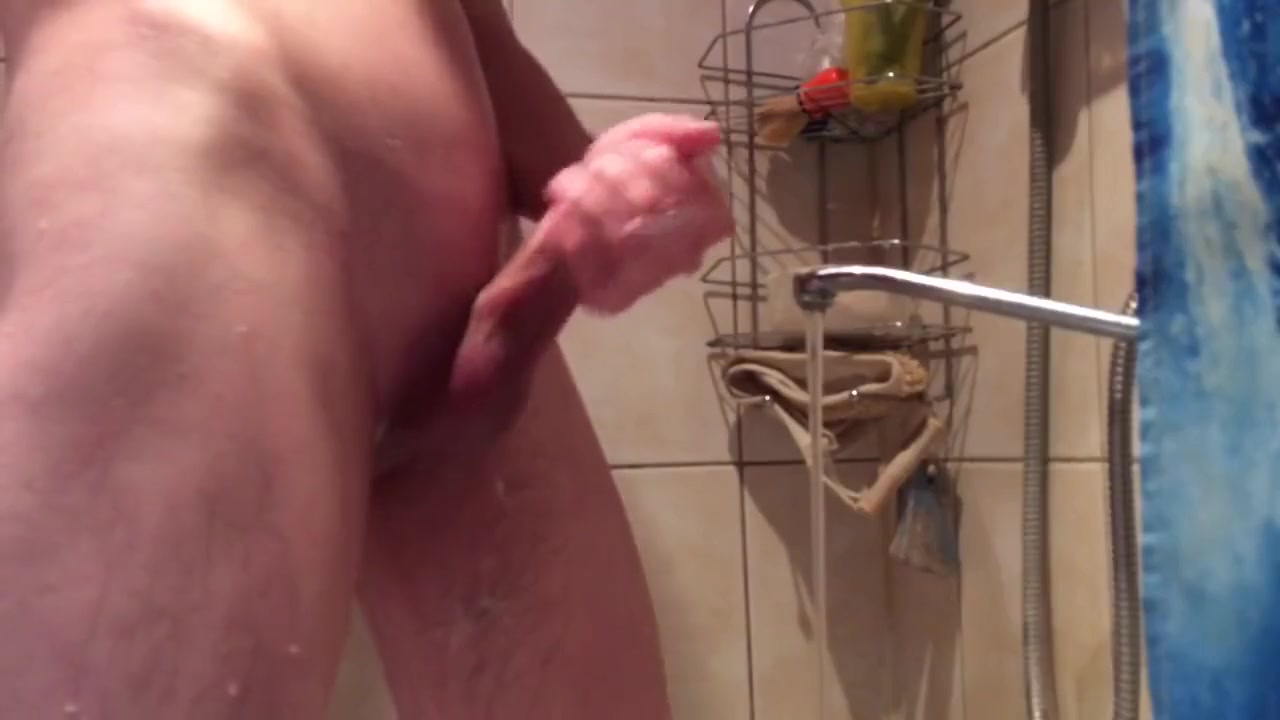 Shaving Dick Led To Some Anal And A Cumshot Do something naughty