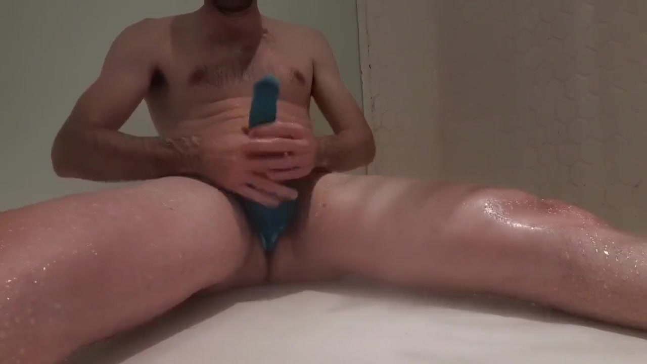 Fit guy showering in sexy panties and cumming through them india online sex chat