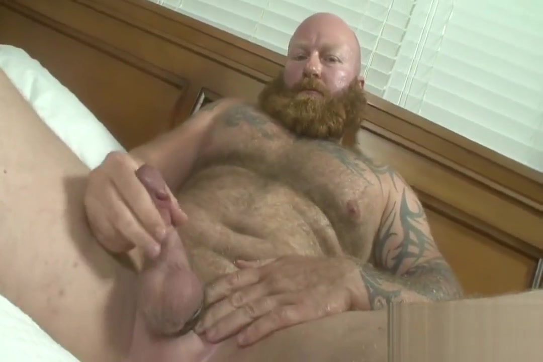 Pantheon Bear and Hot Older Male- Rusty G lesbian rimming video samples