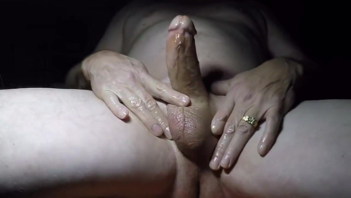 Stroking and Cumming 2 Eat wifes lovers cum