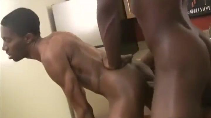 Bb. Two Black Boys Fucking. clip kissing lesbian video
