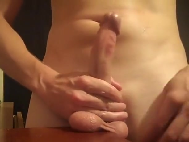 Big Shaved Cock Just lick me she said