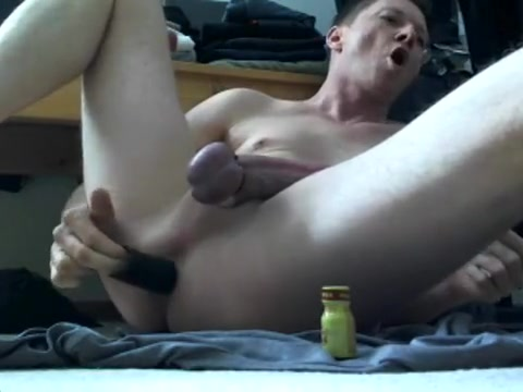 Dildo Poppers & Cum at home How long after taking clamadia can you have sex