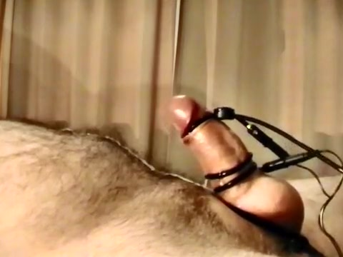 New electro experiments cumshot compilation sex with black girl