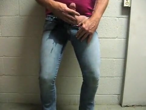 pissing girls jeans How to meet a friend online