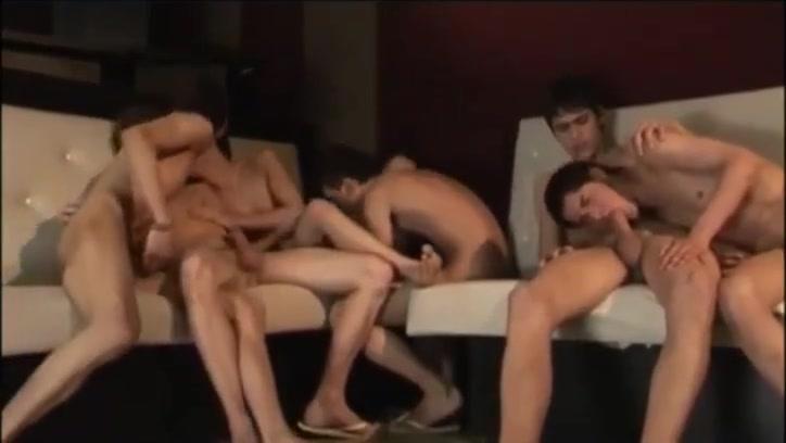 Nine Boy Orgy Amateur clip cream free pie