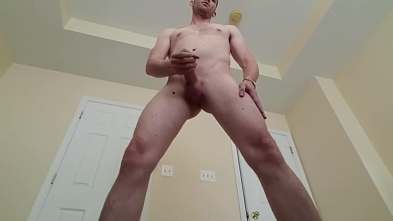 Giant strokes and moans for his tiny people Man masturbating on woman