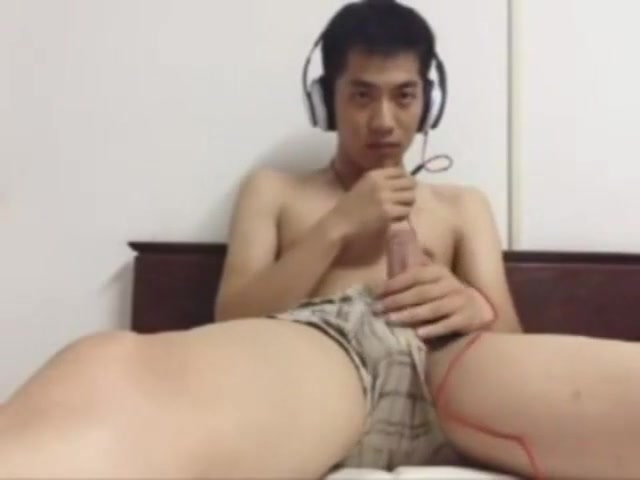 Chinese College Huge Dick Webcam