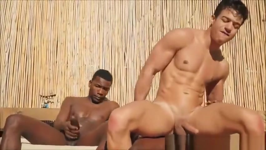 JONATHAN MIRANDA TAKES 2 BBC Video babe milf couple orgasm