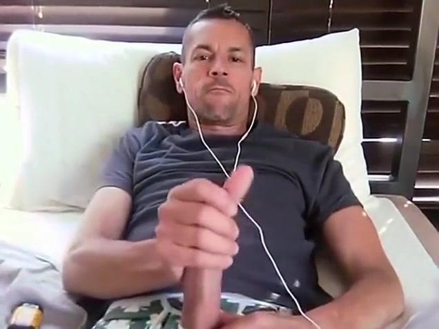 Hot Popper Daddy Jerks Off Fucking dressed upskirt