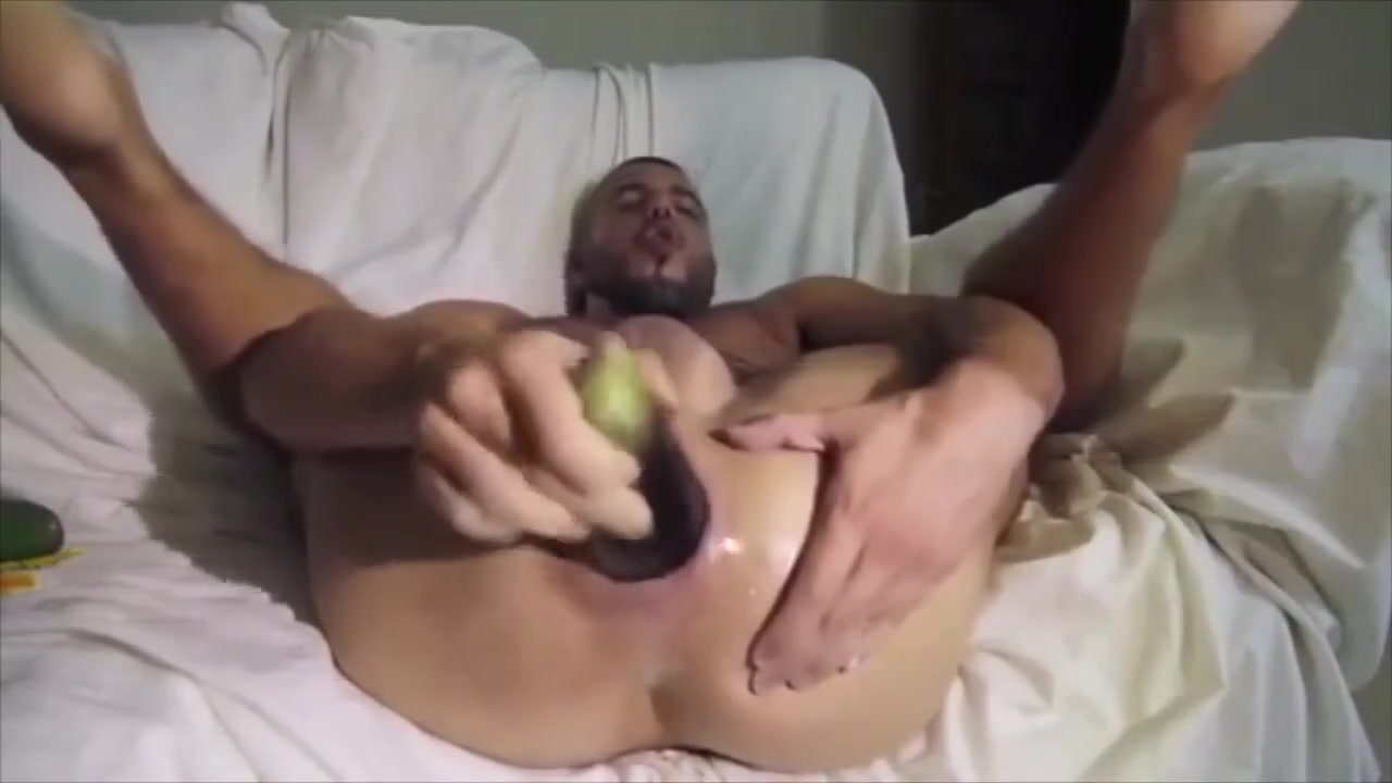 Chucho Hot Anal Gape With Huge Veggies hot korean girls naked