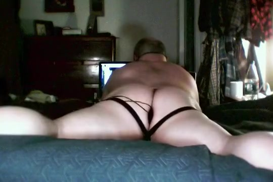 Bear in Nasty ****jock with electro plug and vibrating egg Stolen cell phone self shot nudes