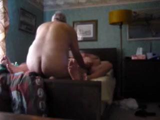 BED & BREAKFAST nerd fucks hot girl porn