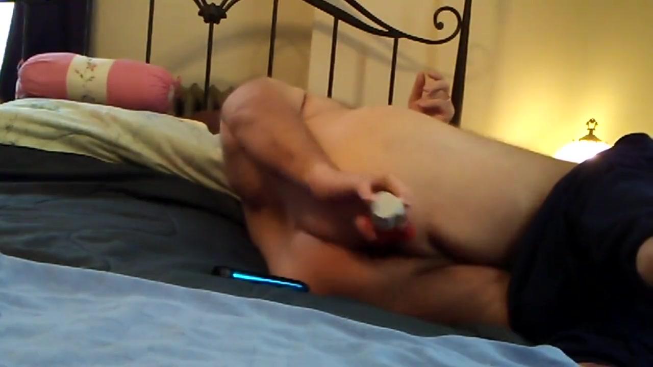 Male asshole play Huge tits sports bra