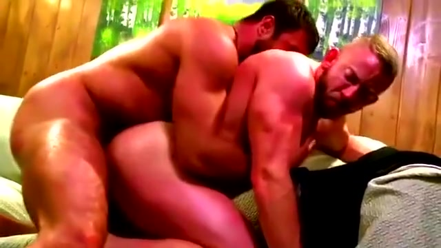 MIKE DOZER MASSAGES AND FUCKS SHAY MICHAELS BB africa tribal sex video
