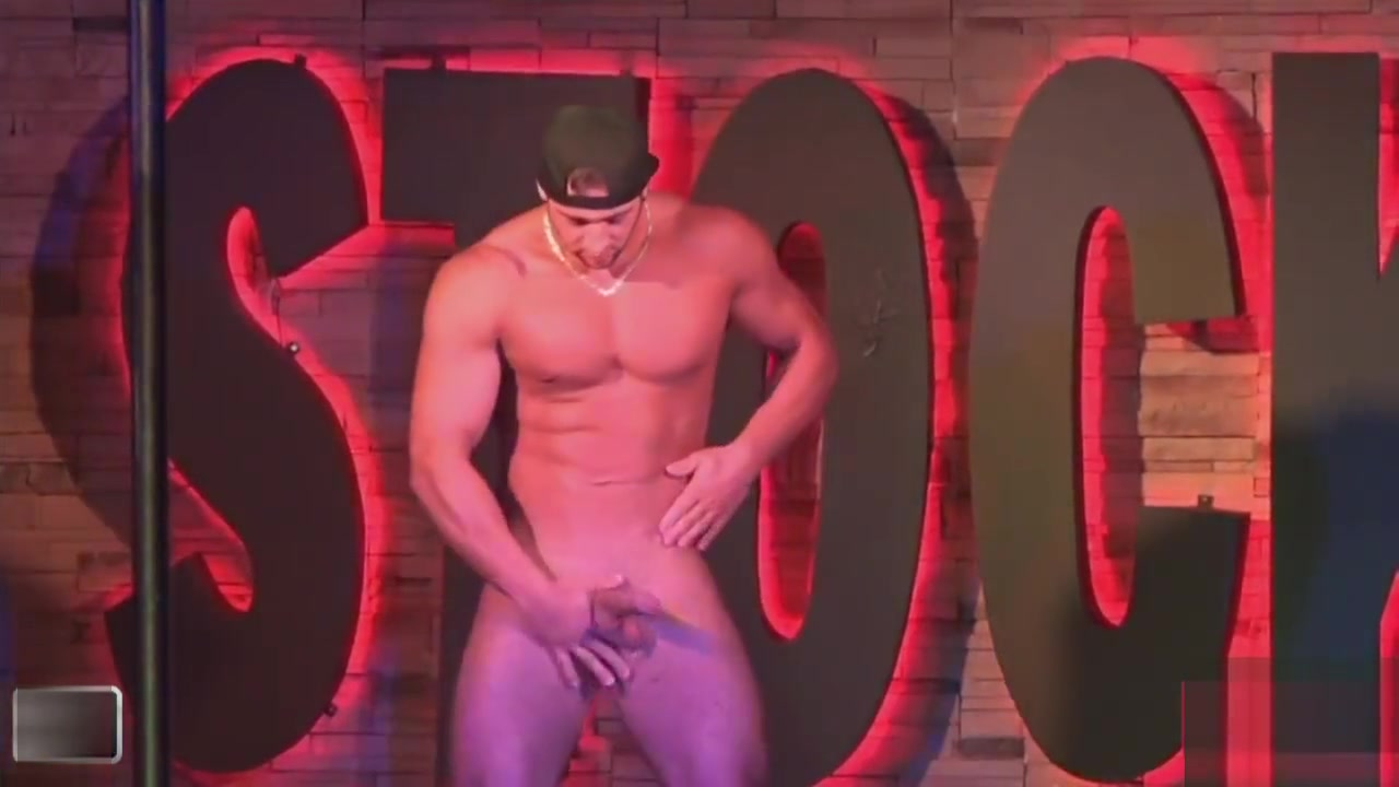 Male Stripper 22 Free Big Latina Booty