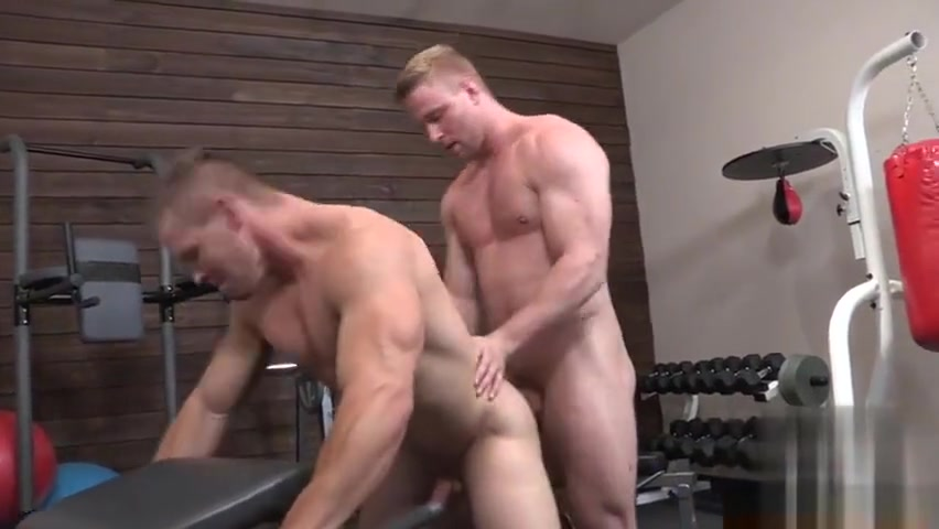 Muscle gay anal sex with cumshot Conan haibara hentai