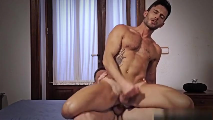 Tattoo gay anal sex with cumshot open nude porn photo