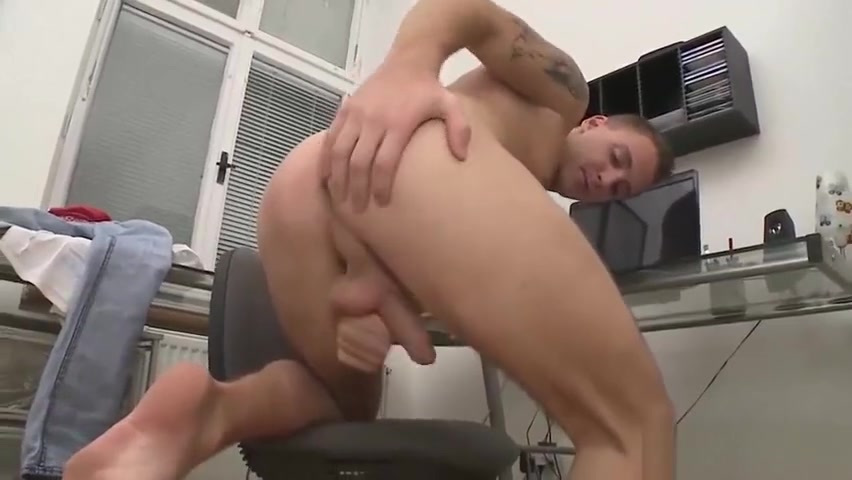 John Parker loves some solo action beating a piss test