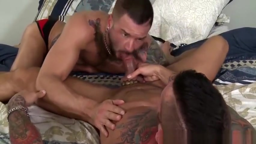 Dolf sticks his thick cock into Hugh for the first time fast time sex videos