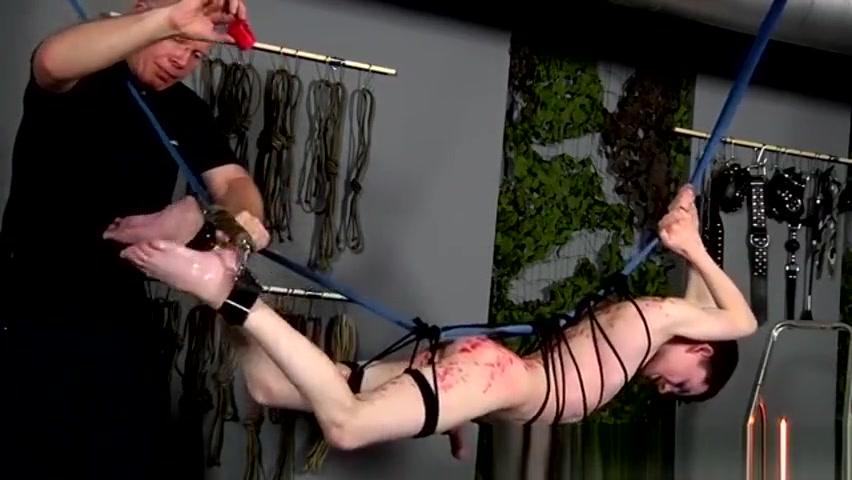 Master Sebastian Kane has the obedient slave Sasha alexander nude fake pictures naked