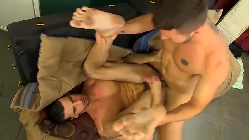 Horny dudes Jake Steel and Preston Steel enjoy anal fucking very old grandads giving deep throat blow jo9bs
