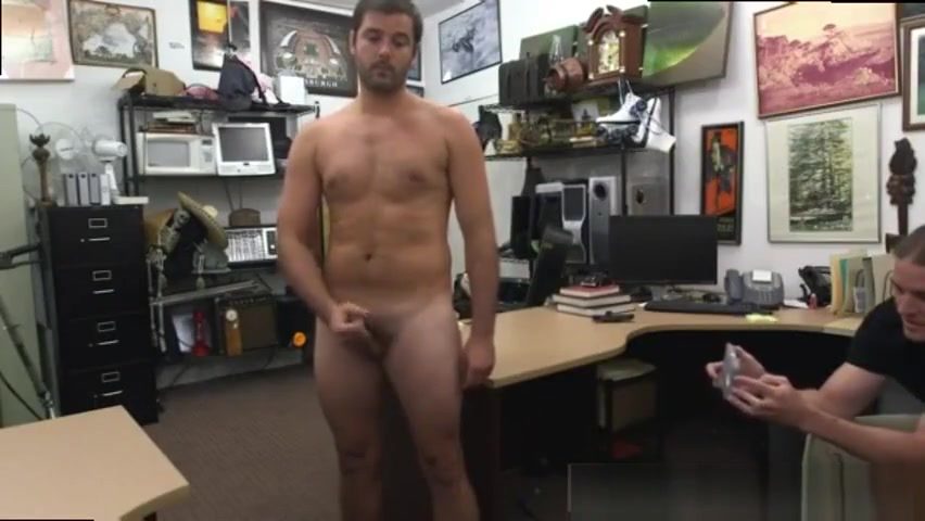 Straight dude goes gay for cash Latina milf booty