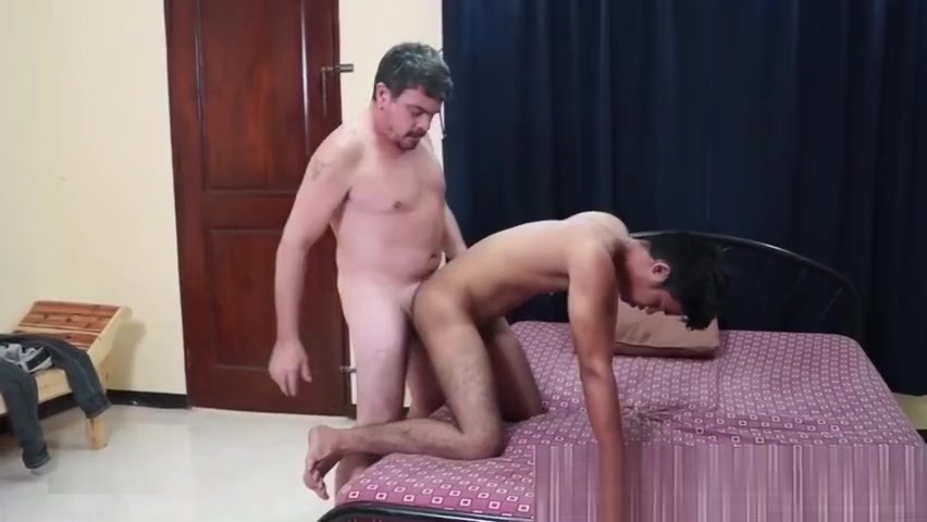 Olderguy cocksucked by asian twink before sex Beautys axe wound gives hunk much joy