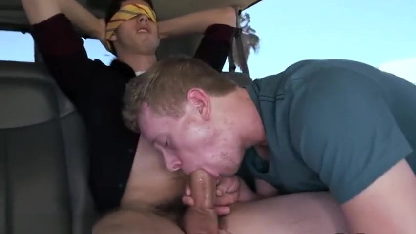 Straight hunk dong sucked hot blonde fucking video