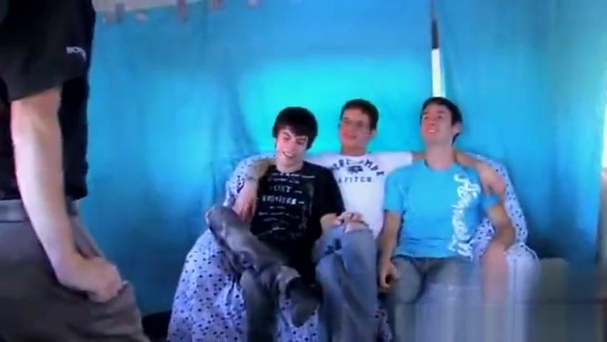 Horny gay trio sucking Disney porn teens girls