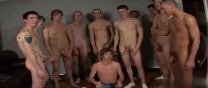 Cute boy gets analed in gangbang free gay movie online watch