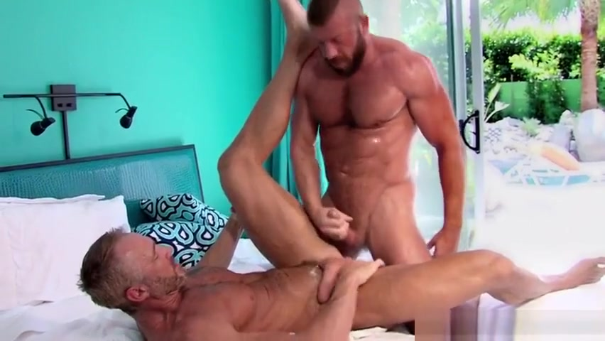 Pounded buff bear jizzed First time milf audition pics